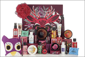 Get Ready for The Festive Season with The Body Shops Enchanted by Nature Gift Collection