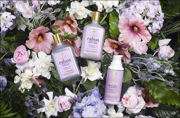 Switch your hair colour safely for the new season with Rahua's Color Full range