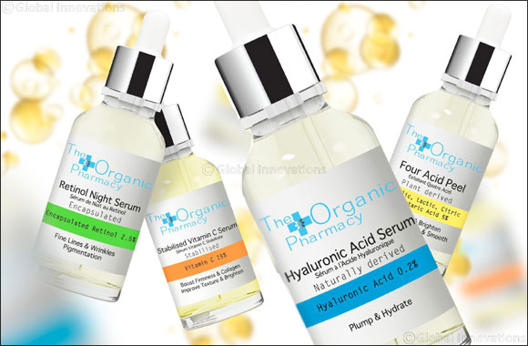Amp up your skincare routine with The Organic Pharmacy's new corrective serums