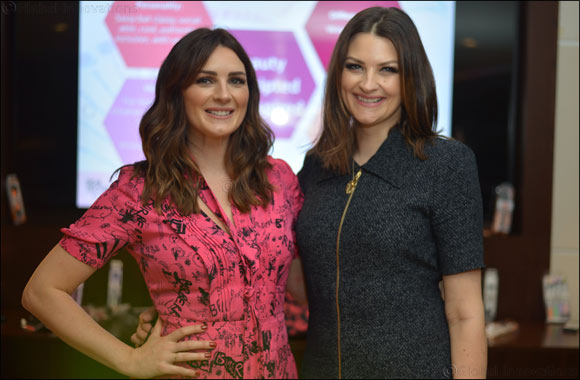 Chapman Sisters, Samantha & Nicola, Groom Dubai in style