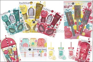Festive Gift Sets from Bubble T