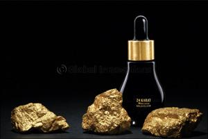 24 Karat Gold Elixir by Mehrunisa Launches in the UAE Beauty Market