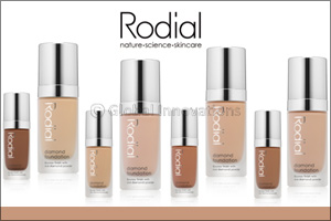 Get radiant and luminous skin with Rodials new Diamond Foundation