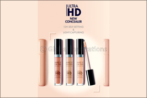 Get closer- your makeup is invisible with Make Up For Evers New Ultra HD Concealer