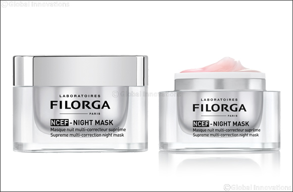 NCEF-NIGHT MASK – FILORGA's NEW miracle sleep mask for tired skin