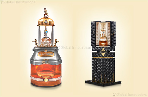 World's most expensive perfume 'SHUMUKH' launched at The Dubai Mall as an exquisite tribute to The Spirit of Dubai – AED 4.752 million