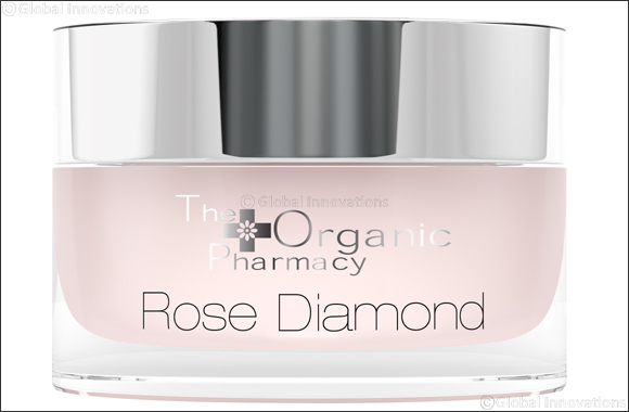 Get Kylie Minogue's Youthful Complexation with The Organic Pharmacy's Rose Diamond Cream