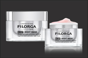 NCEF-NIGHT MASK � FILORGAs NEW miracle sleep  mask for tired skin