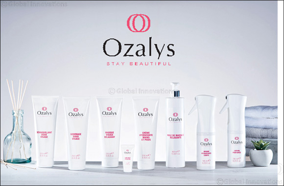 Ozalys is launching the first professional range of products and spa treatments for women affected by cancer, and also designed for the well-being and safety of beauticians