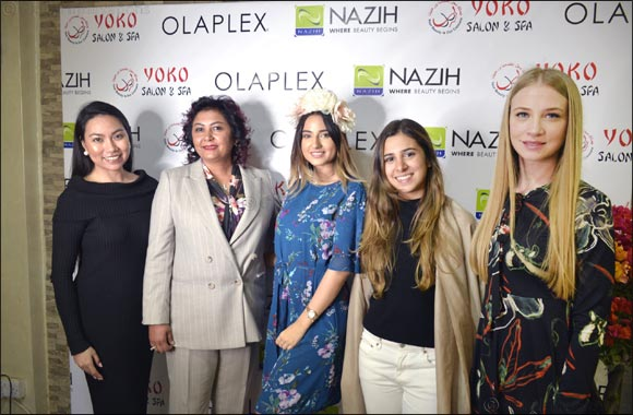 Nazih Cosmetics Launches a Game-Changing Hair Care Range in Ajman