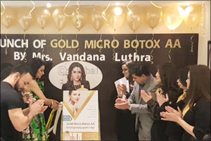 VLCC launches an exclusive non-invasive gold micro botox treatment in UAE