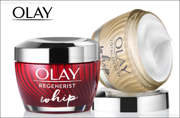 NEW OLAY WHIPS: Powerful Skincare, NOW Light as Air