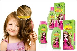 Dabur Amla Kids – Natural nourishment for your childs hair