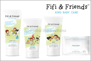 Protect your little ones skin during summer time with Fifi & Friends