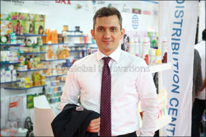 Worldwide Distribution Center Showcasing Thousands of Health and Beauty Products at Beautyworld Middle East