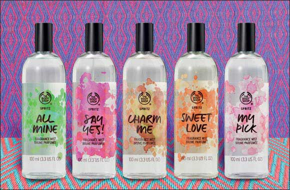 Express Yourself With the New Scents of Life Fragrance Collection From the Body Shop