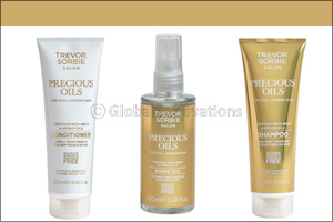 Trevor Sorbie Launches Precious Oils Range