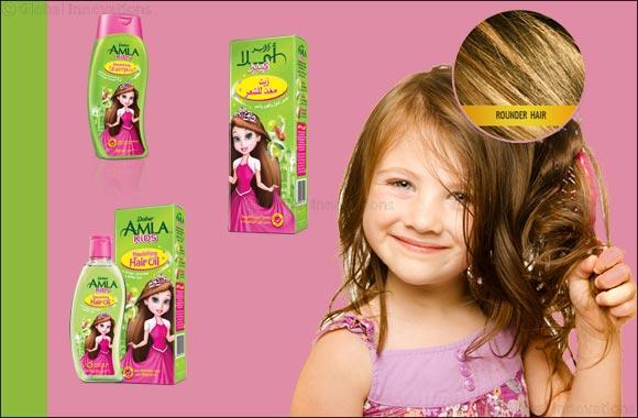 Dabur Amla Kids #BeThatGirl