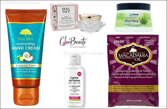 Top 5 beauty picks on Glambeaute.com to keep you hydrated this Ramadan