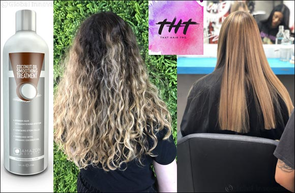 Enjoy a Frizz Free Summer at THT