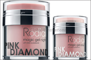 Step Up Your Skincare Game with Rodials New Pink Diamond Magic Gels