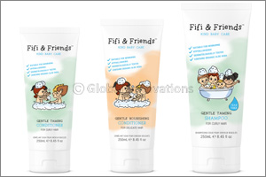 Natural and gentle haircare essentials for your little ones from Fifi & Friends