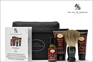 The Perfect Shave Kit for your Summer Travels