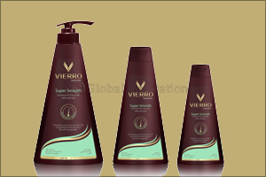 Say Goodbye to Frizzy Hair with Vierros Super Smooth Range