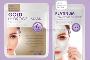 Keep your skin glowing this autumn with Skin Republics luxurious sheet masks