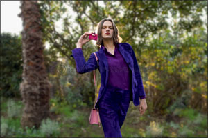 Salvatore Ferragamo Launches a New Media Campaign to Celebrate the Latest Fragrance Creation Signorina Ribelle