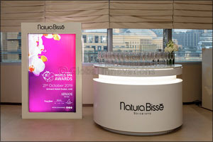 Natura Biss� Recognised as Worlds  Best Spa Brand for Second Consecutive Year