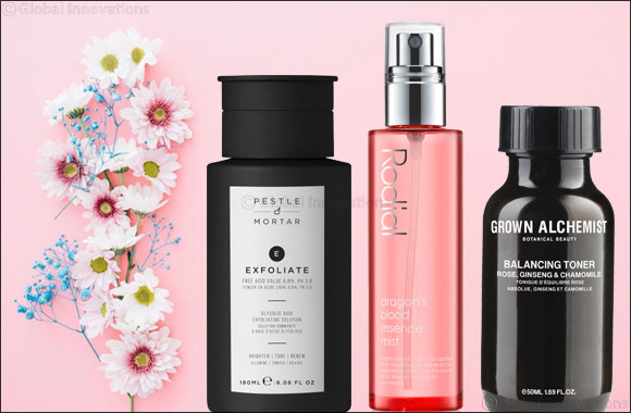 Top Toners to Up Your Skincare Game