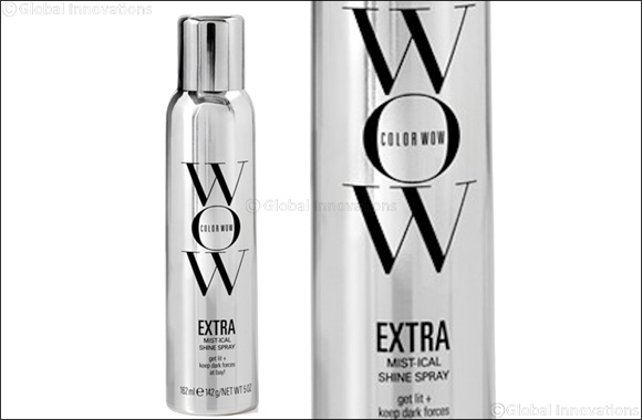 COLOR WOW Launches EXTRA Mist-ical Shine Spray