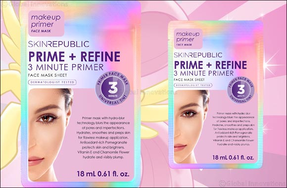 Flawless in a Flash with Skin Republic