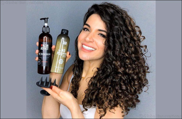 Stay Home & Go Au Natural with The Hair Addict