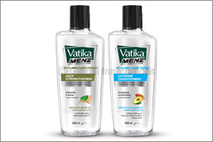 Vatika Menz Launches Special Hair Tonic for Strong, Nourished Hair and Easy Styling