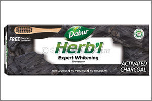 Dabur Launches Expert Whitening Toothpaste with Activated Charcoal