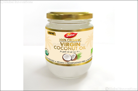 Dabur Launches Pure Organic Coconut Oil: Natural Protection for Hair, Skin, and Overall Health