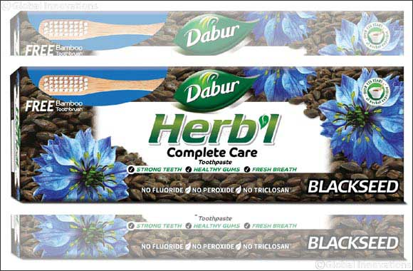 Dabur Herb'l Takes Inspiration From Arabic Culture to Launch Toothpaste With Blackseed Extract