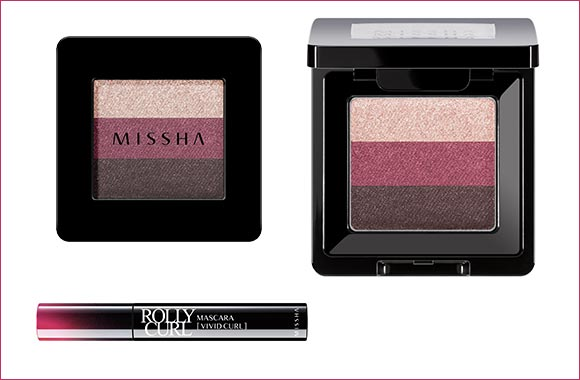 Autumn/Winter 20' Beauty Picks from Missha Cosmetics