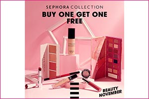 6 Reasons to Shop Sephora Beauty November