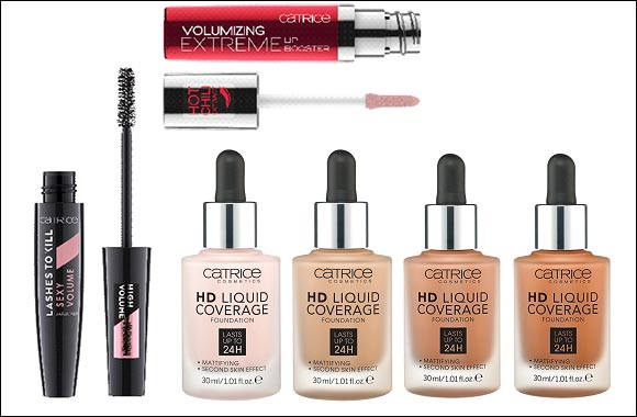 A Glamorous Look for the Holiday Season by CATRICE