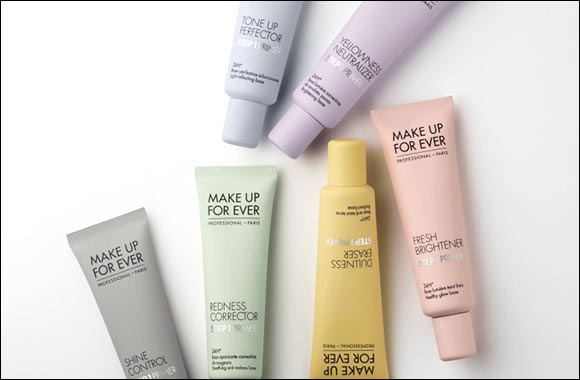 The Most Inclusive Range of Primers to Offer 24hr Correction for Any Skin Type, Any Skin Tone