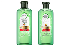 Herbal Essences Taps into Natures most Powerful Ingredients with the new Potent Aloe Vera Haircare Range