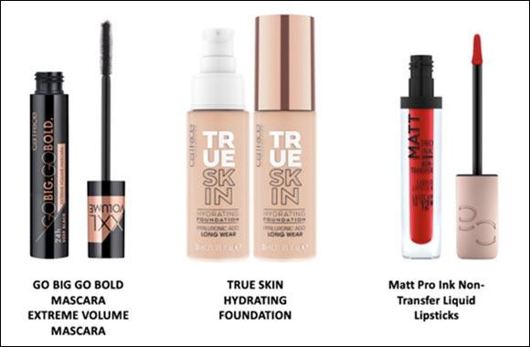 International Women's Day Make-up Picks from CATRICE Cosmetics