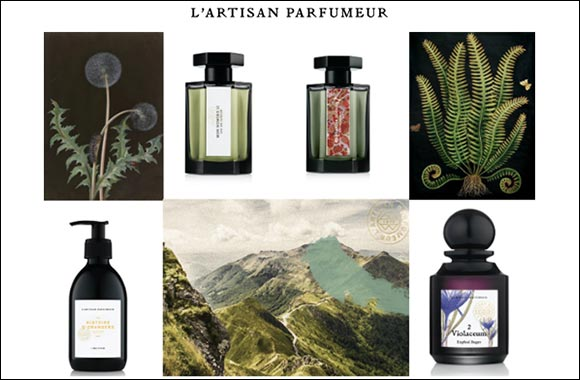 Introducing L'Artisan Parfumeur, a Fragrance Brand of Connoisseurs Paying Tribute to Nature