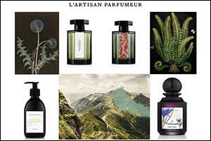 Introducing LArtisan Parfumeur, a Fragrance Brand of Connoisseurs Paying Tribute to Nature