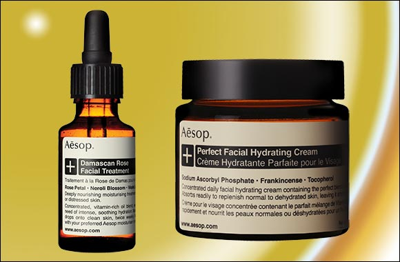 The Perfect Duo From Aesop's Skincare+ Range