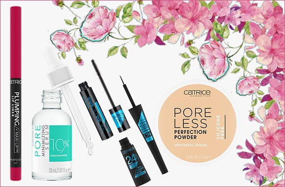 Glam for Eid with CATRICE