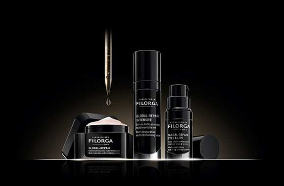 FILORGA's Global-Repair Eyes & Lips: The Latest Addition to a Supreme Anti-Aging Range